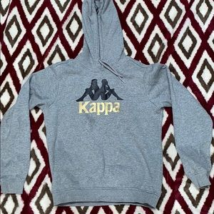 Kappa Grey Hoodie